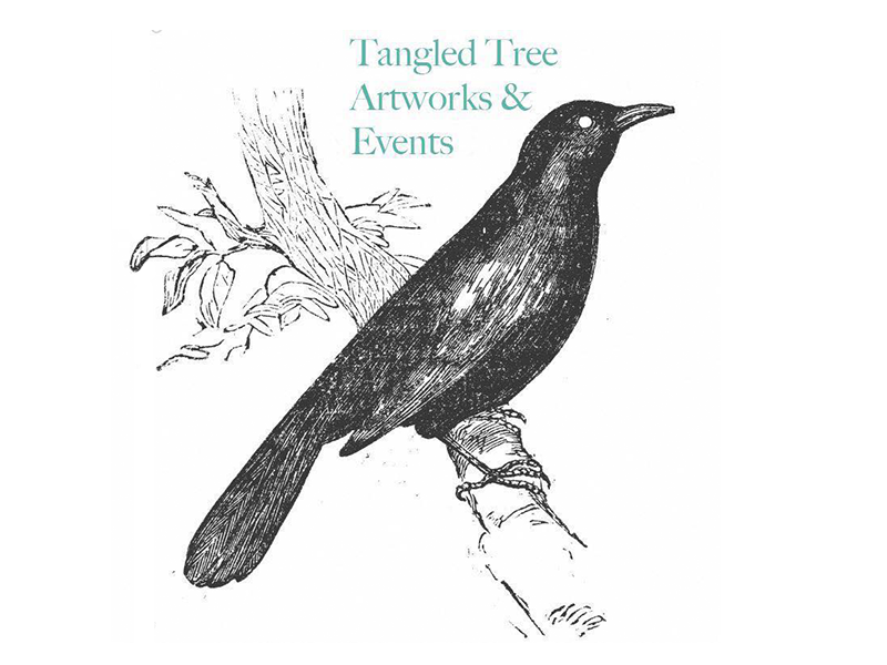 Image logo - Tangled Tree Artworks and Events