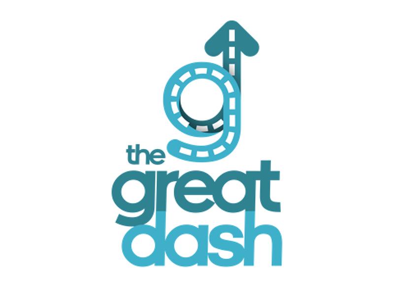 Image logo - The Great Dash
