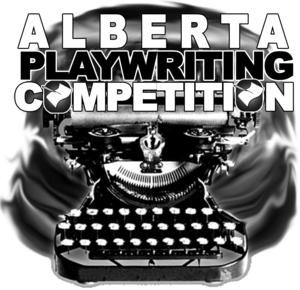 Alberta Playwriting Competition logo
