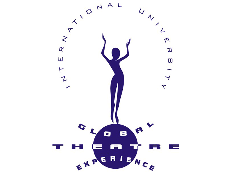 International University Global Theatre Experience – IUGTE logo