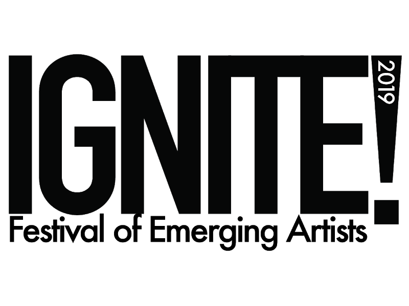 IGNITE! Festival of Emerging Artists 2019