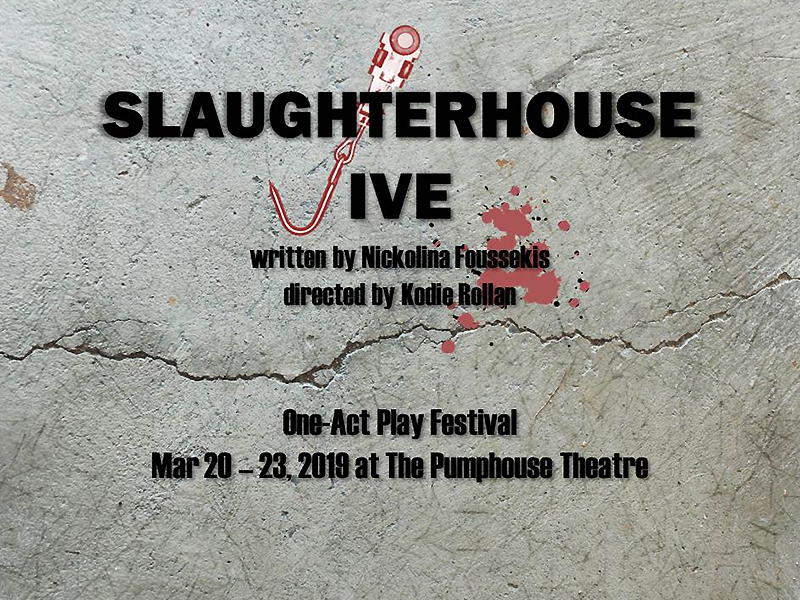 Auditions for Slaughterhouse Jive