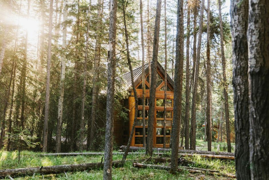 Studio photo of Independent Residencies – Leighton Artists Studios