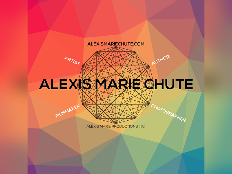 Brand graphic for Alexis Marie Productions Inc.