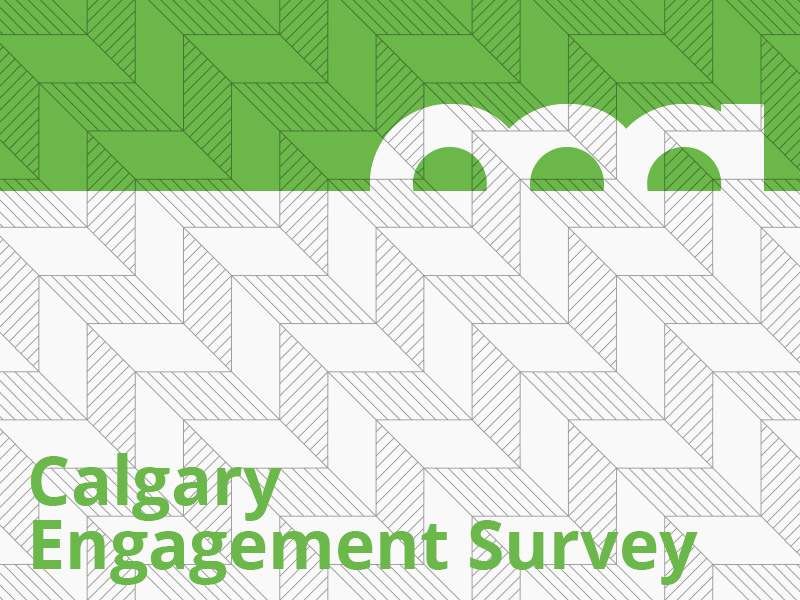 Calgary Engagement Survey 2018