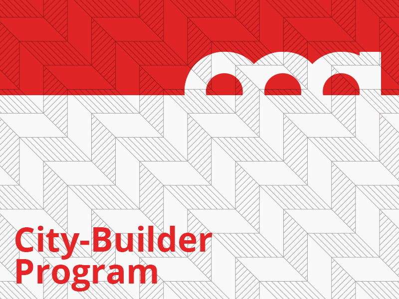 City-Builder Program graphic