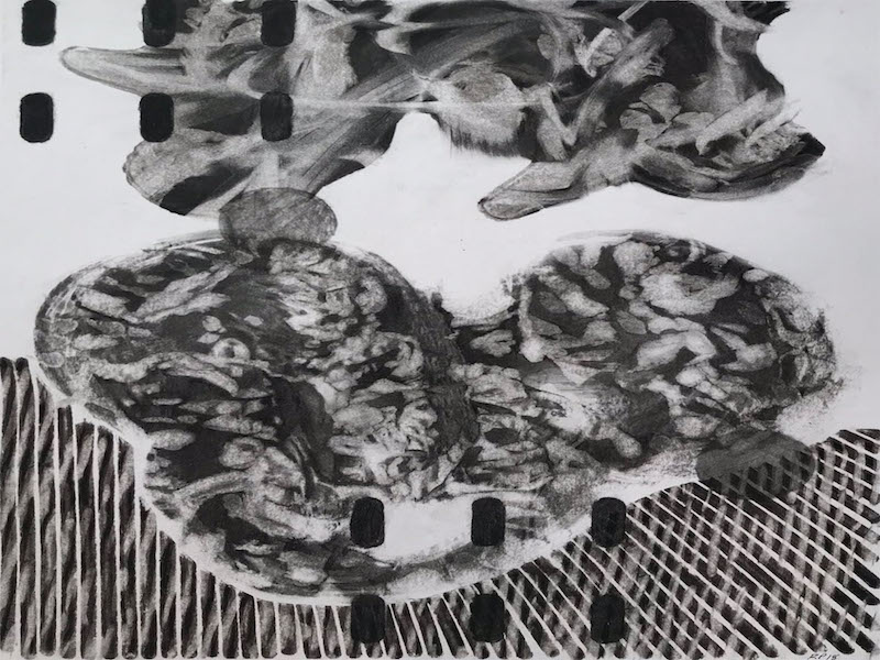 An image of Robert Pierce's artwork Unknown Eons
