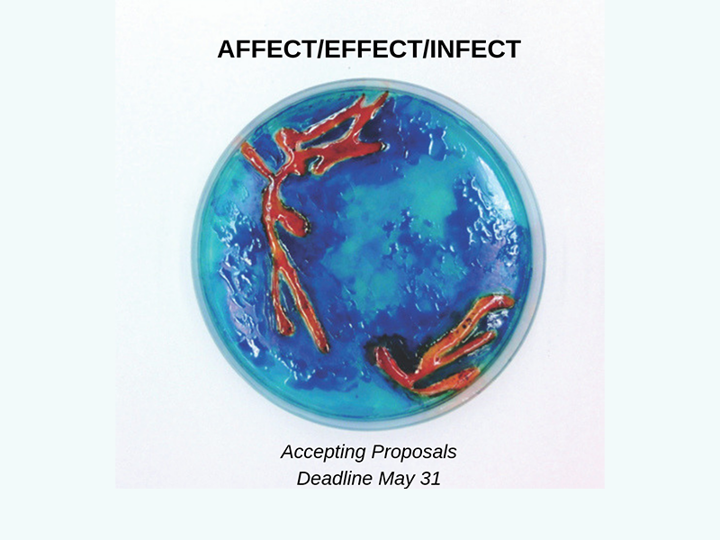 Affect Effect Infect at the Resonance Art Studio