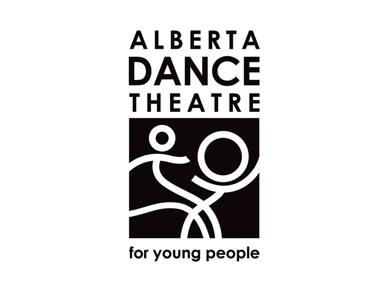 Alberta Dance Theatre for Young People logo