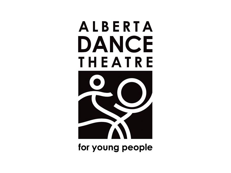 Alberta Dance Theatre logo