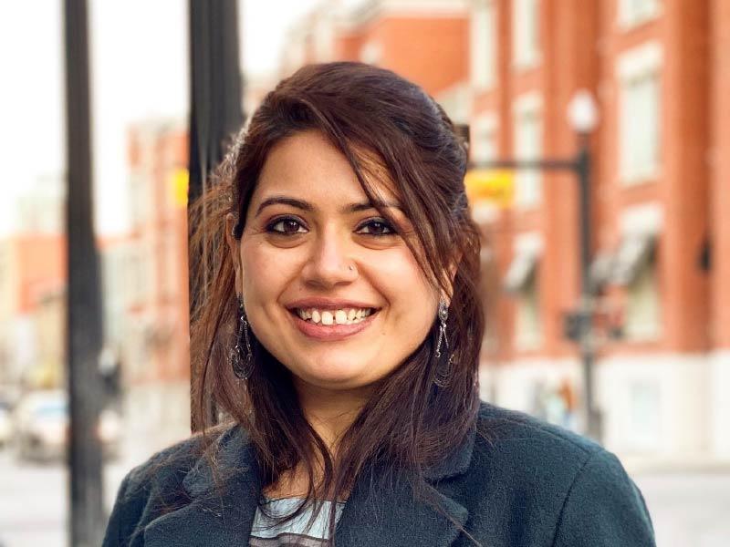 A photo of Amanjot Kaur
