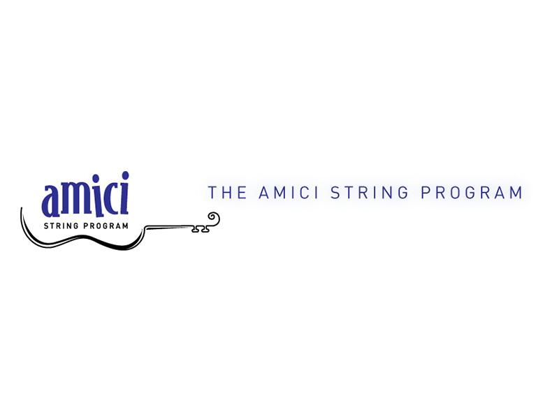 Amici String Program logo