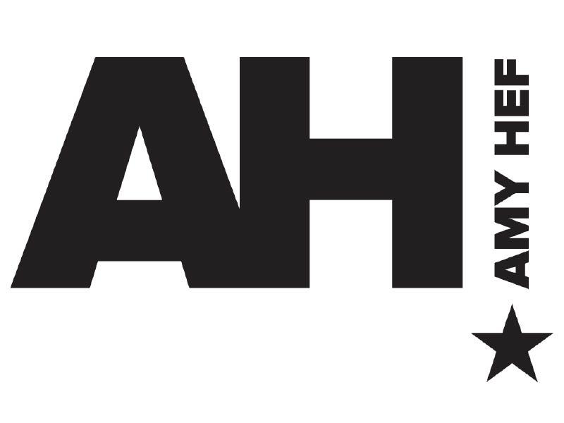 Amy Hef logo