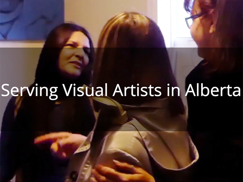 CARFAC Alberta, serving visual artists in Alberta