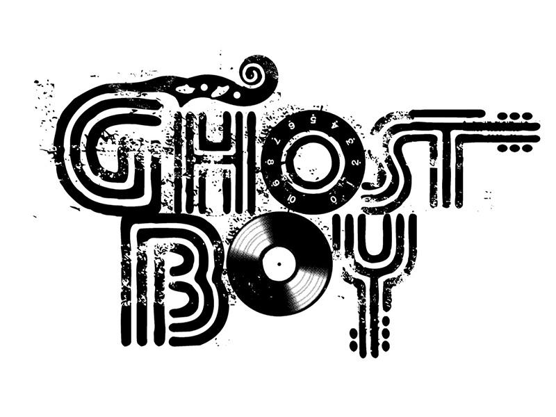 Ghost Boy logo