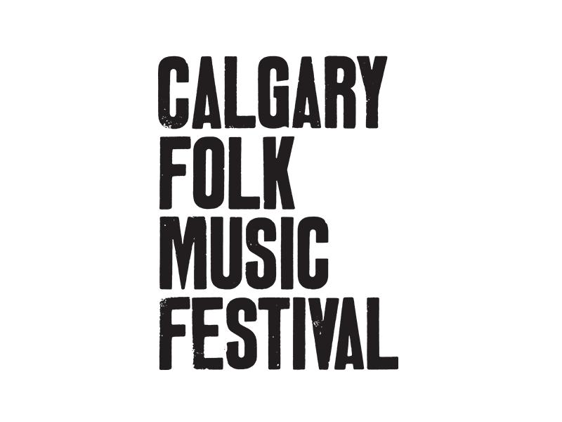 Folk Festival Society of Calgary logo
