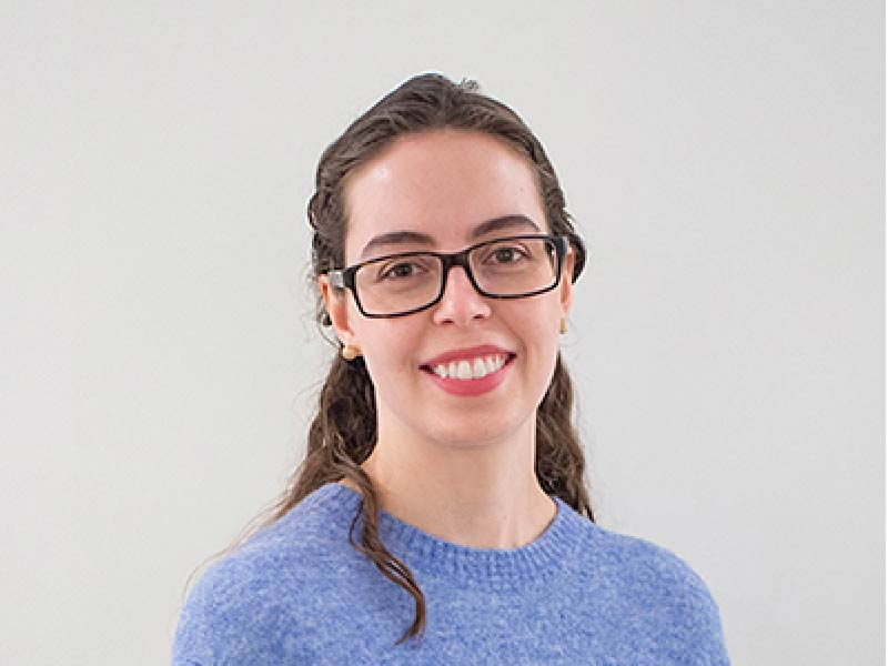 A photo of Gillian McCarron