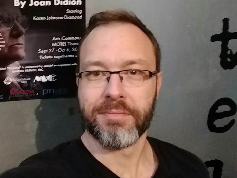 A photo of Jason Mehmel