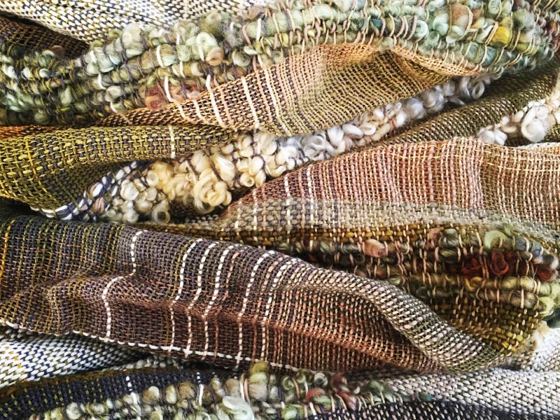Image of fibre art and textile by Judy Sysak