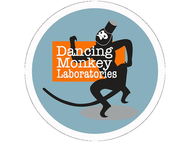 Dancing Monkey Laboratories logo