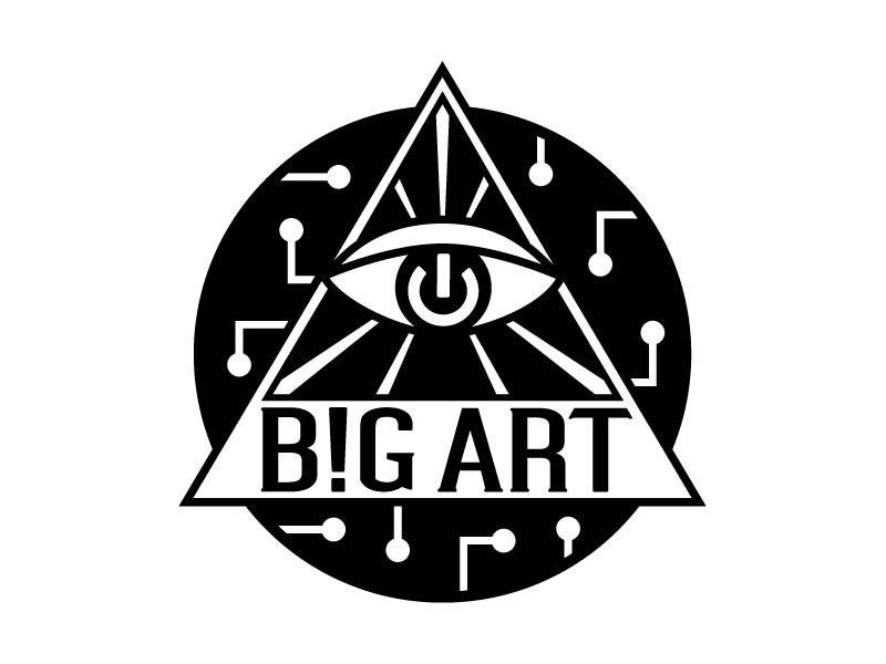 B!G ART logo