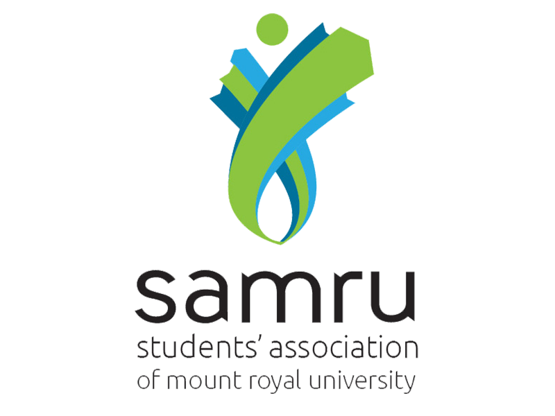 Students' Association of Mount Royal University logo