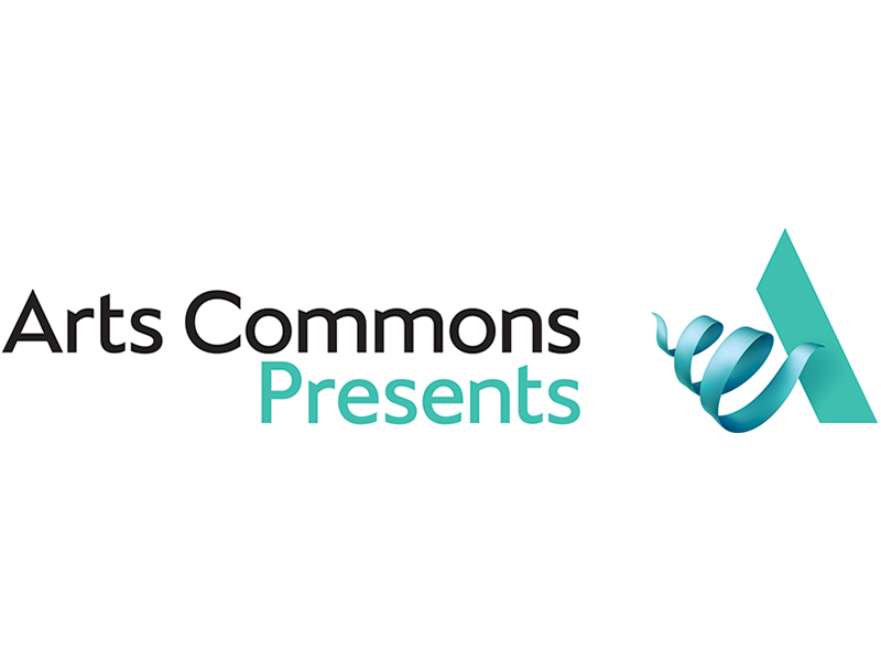 Branding for Arts Commons Presents