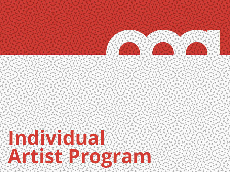 Individual Artist Program graphic