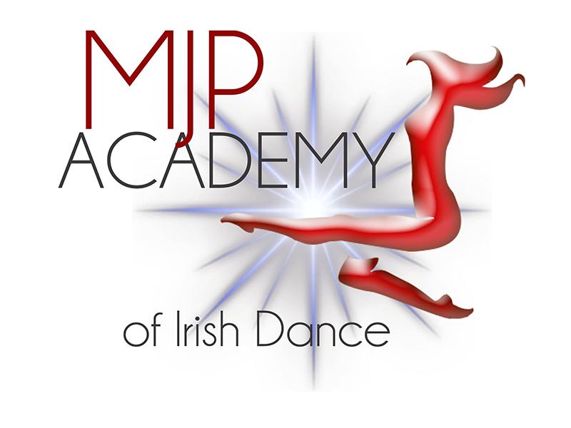 MJP Academy of Irish Dance logo