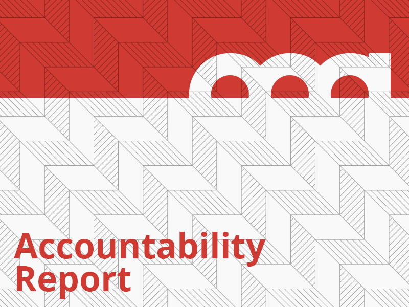 Accountability Report graphic