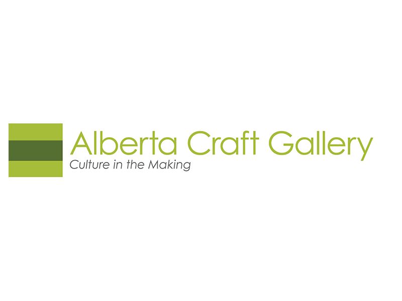 Alberta Craft Gallery logo