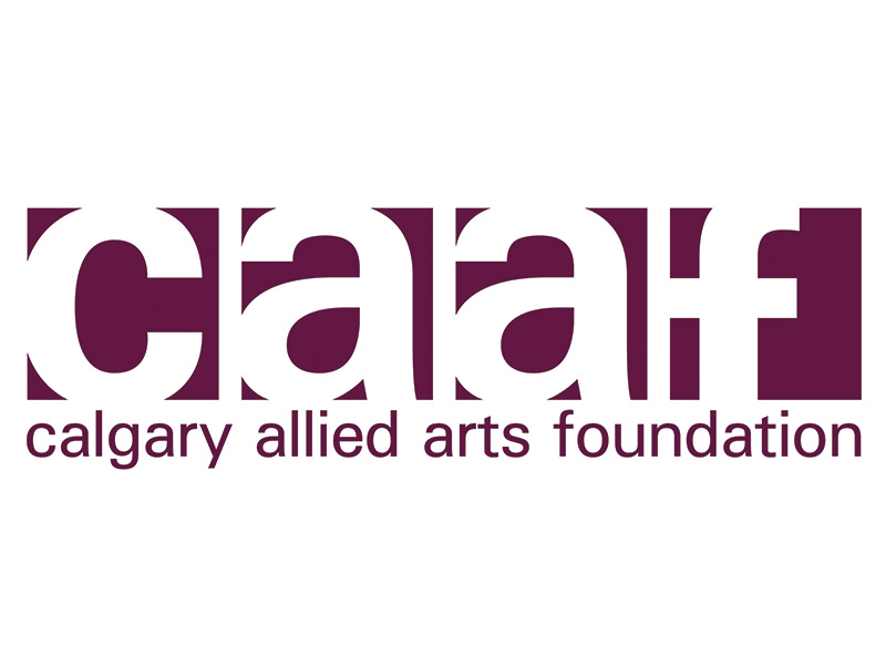 Calgary Allied Arts Foundation logo