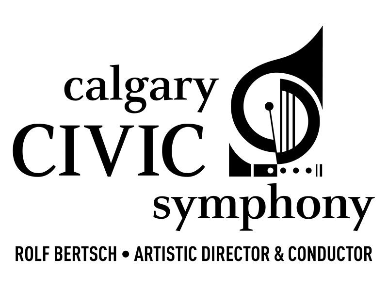 Calgary Civic Symphony logo