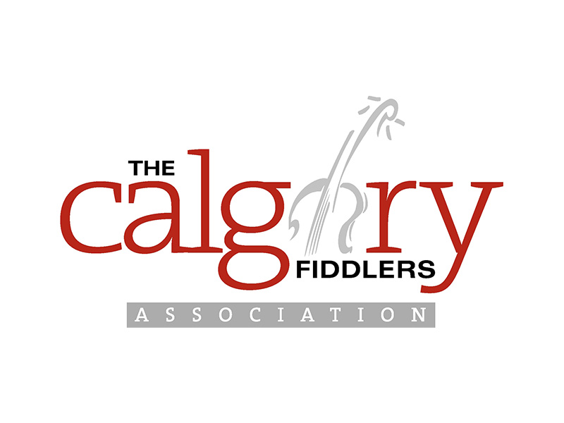 Calgary Fiddlers Association logo