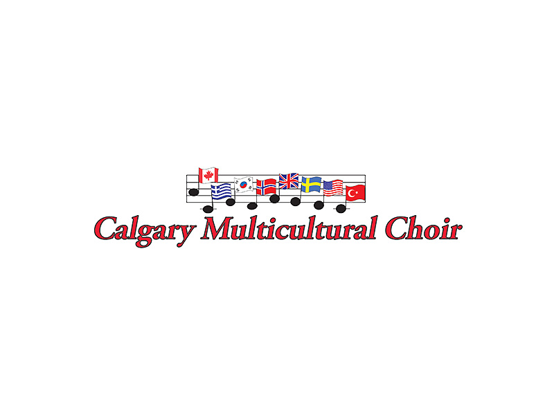 Calgary Multicultural Choir logo