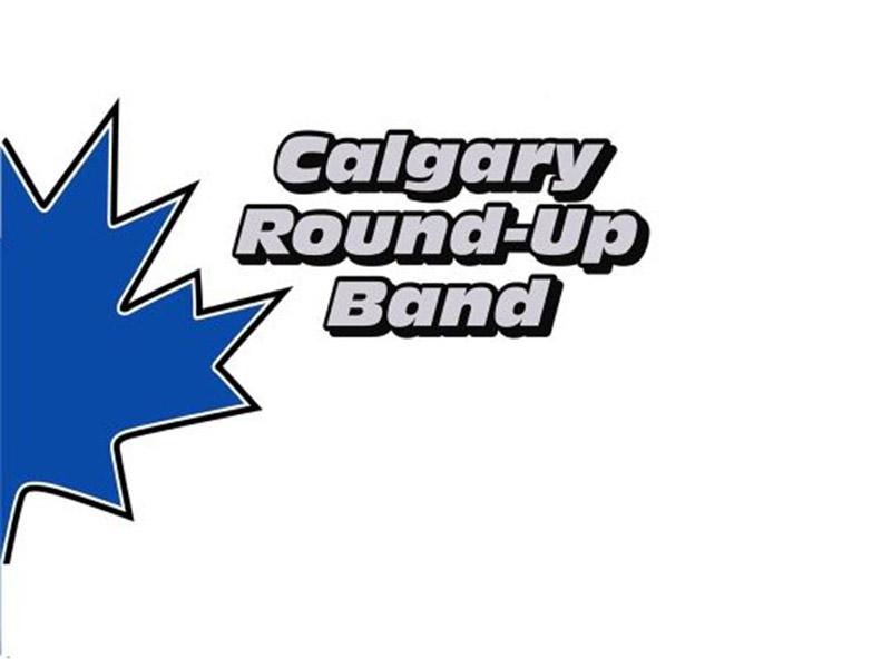 Calgary Round-Up Band logo
