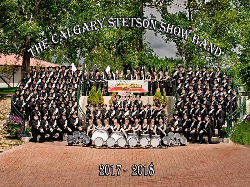 Calgary Stetson Show Band members