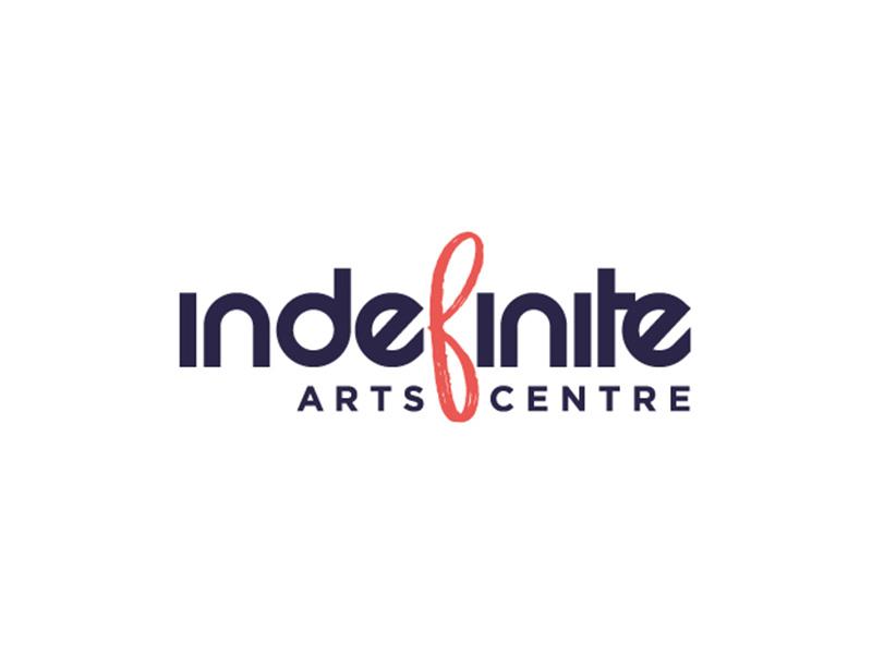 Indefinite Arts Centre logo
