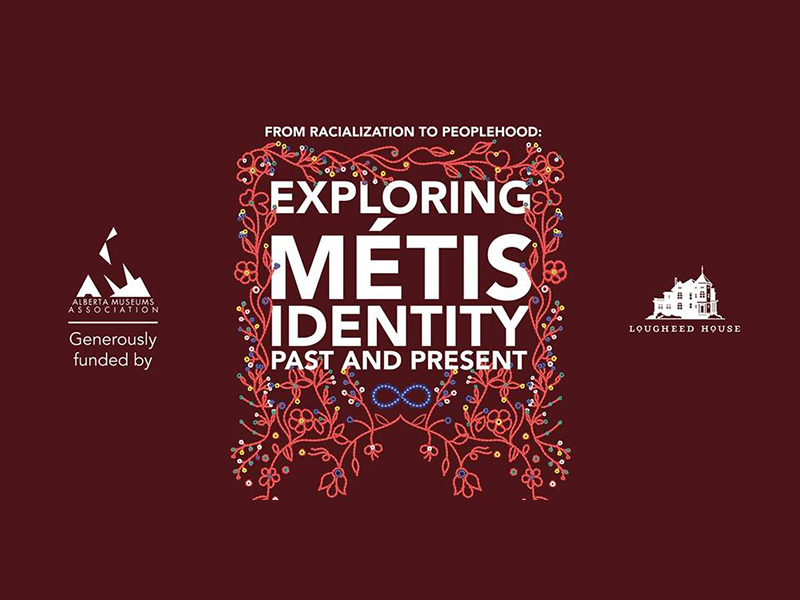 A graphic for Exploring Métis Identity: Past and Present