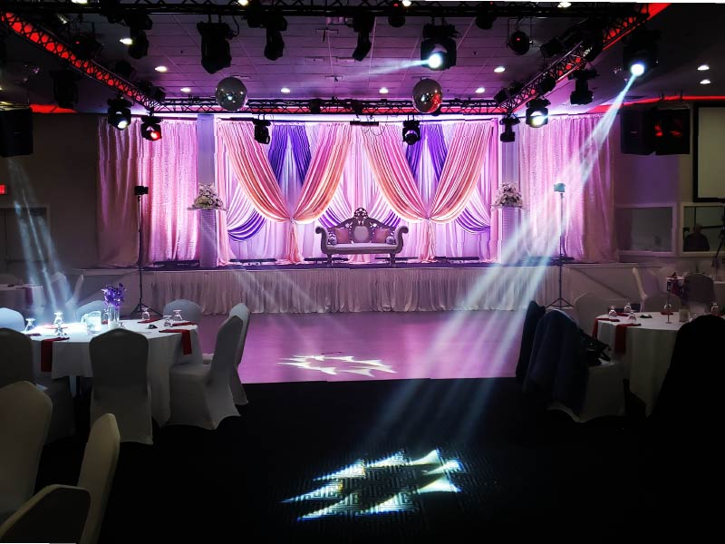 Image of Magnolia Banquet Hall venue