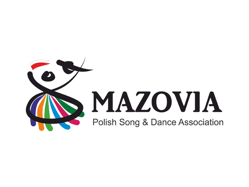 Mazovia Polish Song and Dance Association logo