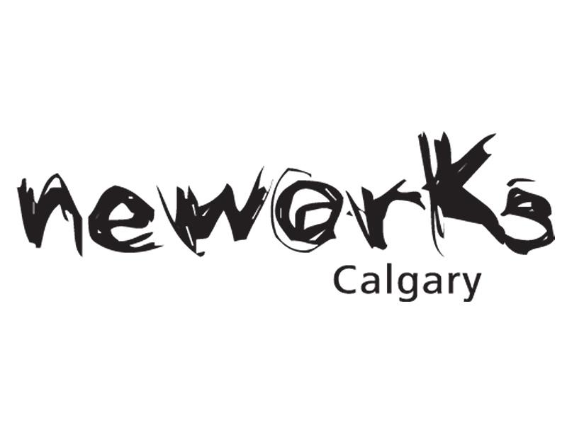 New Works Calgary logo