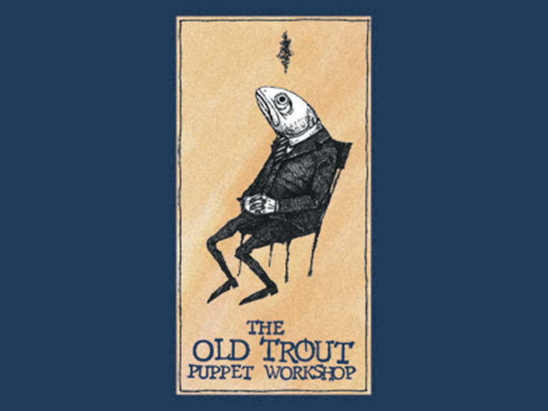 Old Trout Puppet Workshop logo