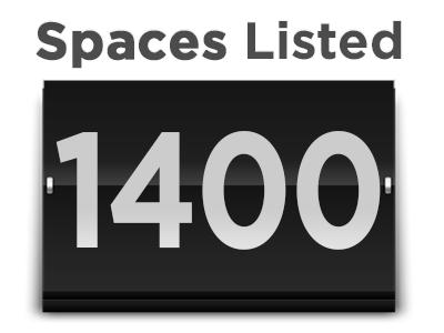 Image - SpaceFinder Alberta Counter 1400
