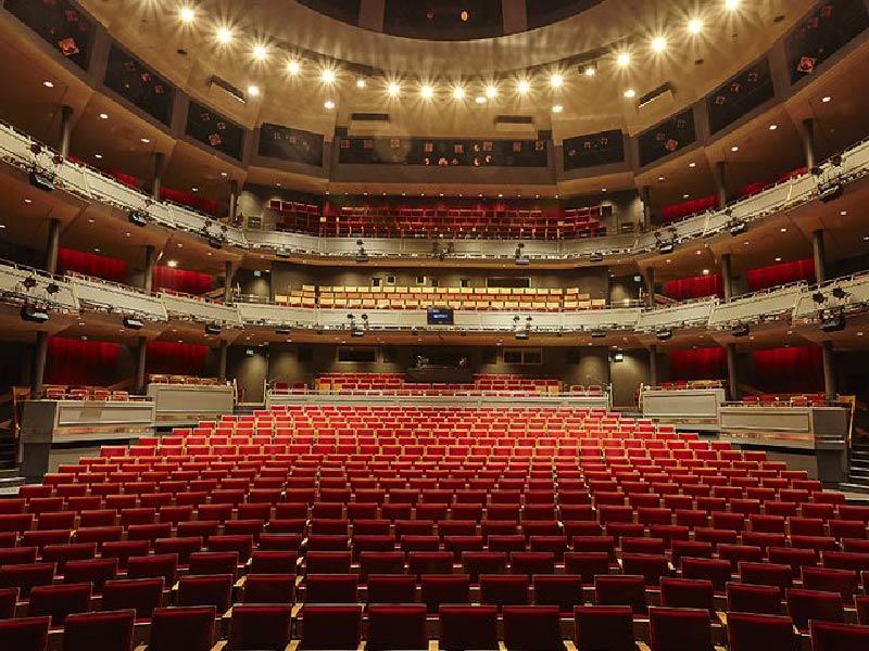 Theatre Calgary venue