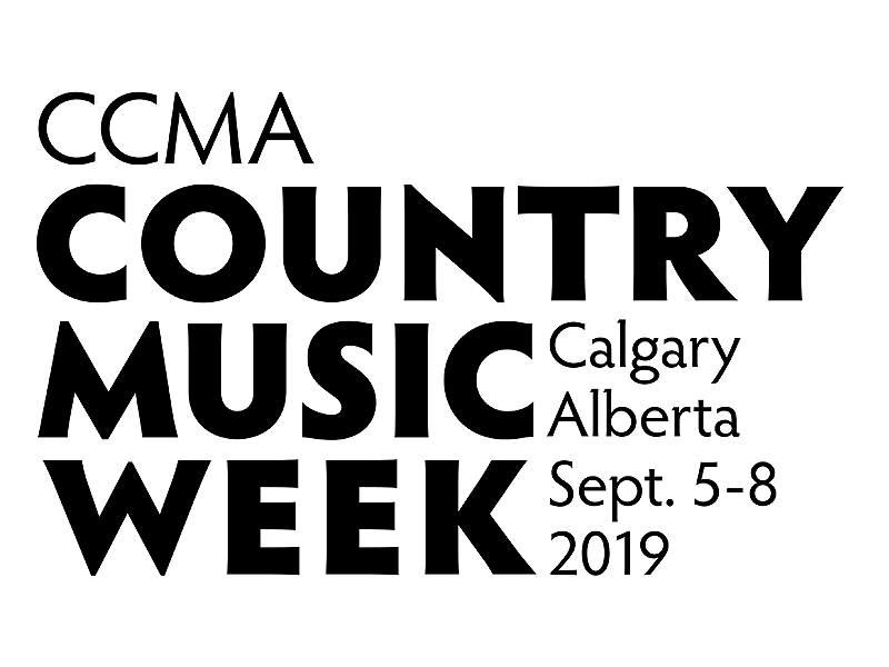 CCMA Country Music Week logo