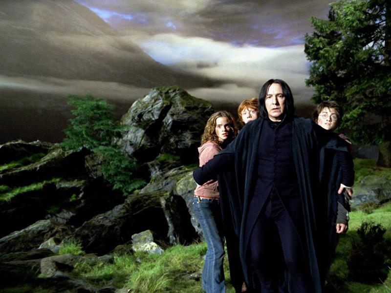 A still from Harry Potter and the Prisoner of Azkaban