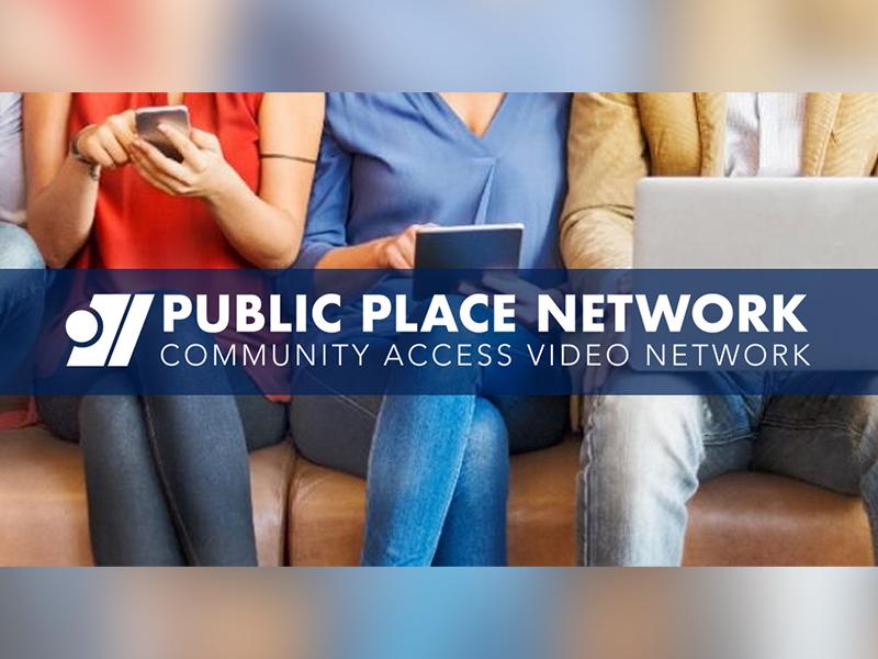 Public Place Network Branding