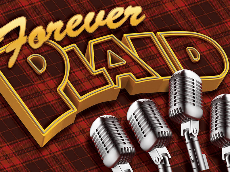 A graphic for Forever Plaid