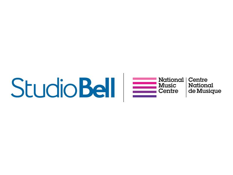 Studio Bell National Music Centre logo